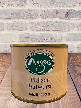 Argus Pfälzer Bratwurst 200g