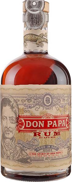 Don Papa Rum 40% 0,7l