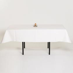 Tischdecke Weiß