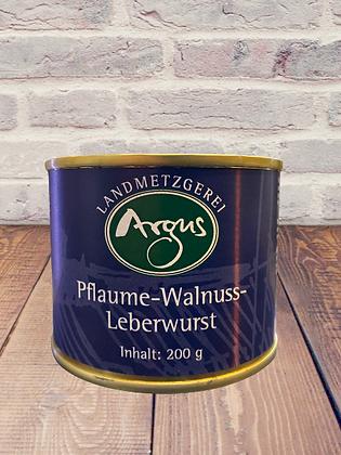 Argus Pflaume- Walnuss- Leberwurst 200g