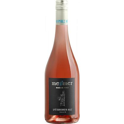 Meßmer Spätburgunder Rosé trocken 2019 0,75l