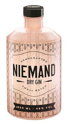 Niemand Dry Gin 46% 0,5l