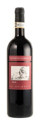 La Spinetta Vigneto Garretti Barolo 2013 0,75l