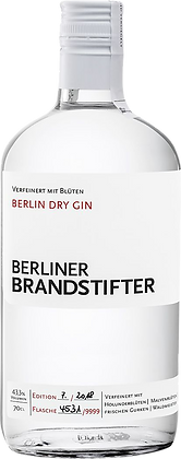 Berliner Brandstifter Gin 43.3% 0,7l