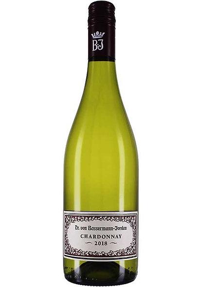 Bassermann Jordan Chardonnay trocken 2019 0,75l