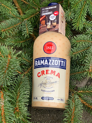 Ramazzotti Crema 17% 0,7l