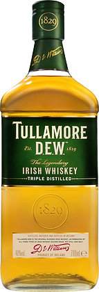 Tullamore Dew Irish Whisky 0,7l