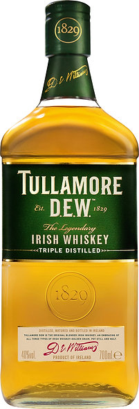 Tullamore Dew Irish Whisky 0,7l