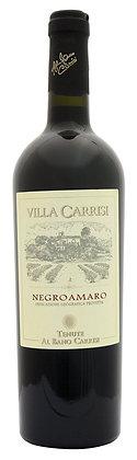 Villa Carrisi Salento Negroamaro 2018 0,75l