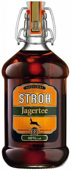 Stroh Jägertee 40% 0,5l.