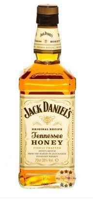Jack Daniel's Tennessee Honey Likör 0,7l