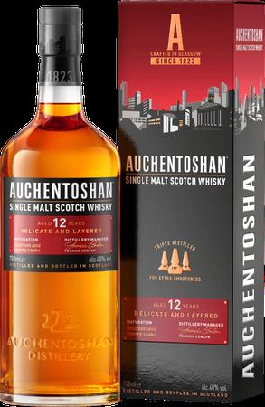 Auchentoshan 12 Jahre Whisky 0,7l