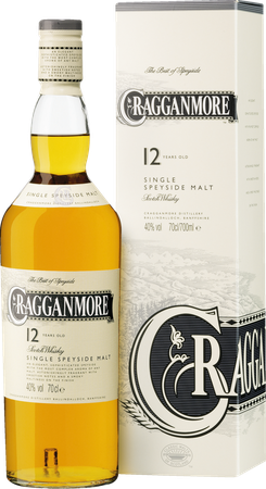 Cragganmore 12 Jahre Speyside Single Malt Whisky 0,7l