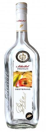Scheibel Obstbrand aus Äpfel und Birnen Premium 40% 0,7l