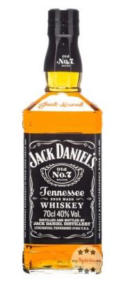 Jack Daniel's Old No. 7 Tennessee Whiskey 1,0l