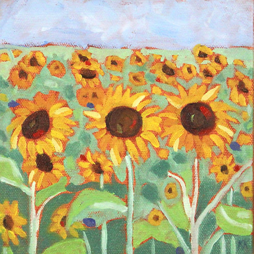 Sunflowers 6