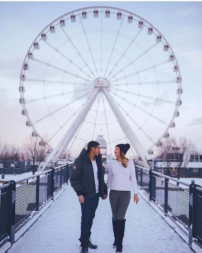 Quoi faire à Montréal pour la Saint-Valentin