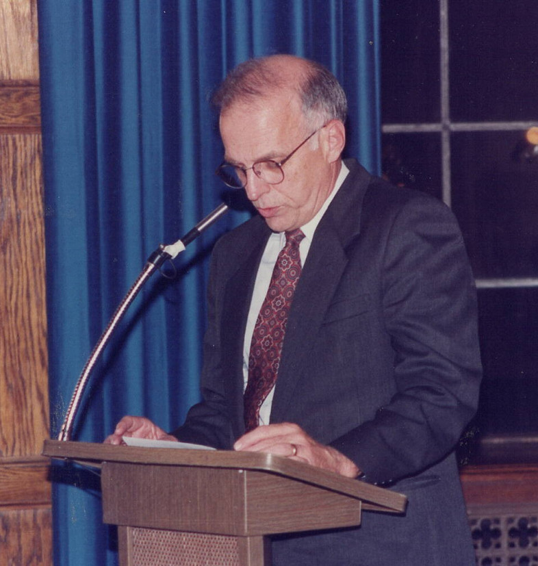 President John E. Shay, Jr., 1992.jpg