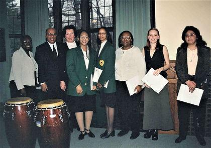 2002 McCombs-Currier awardees.jpg