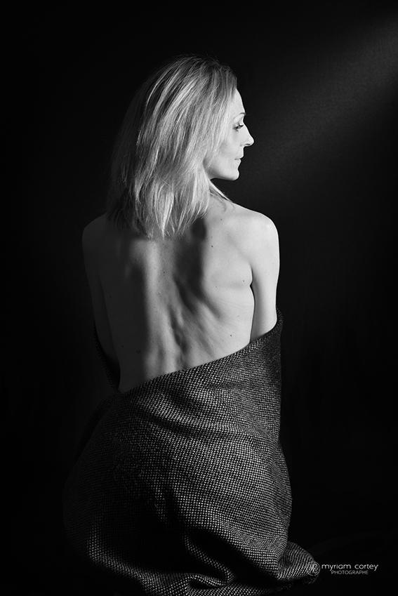 portrait femme boudoir