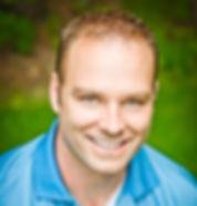 Dr. Jason Davis of Davis Chiropractic in Lewiston, Maine