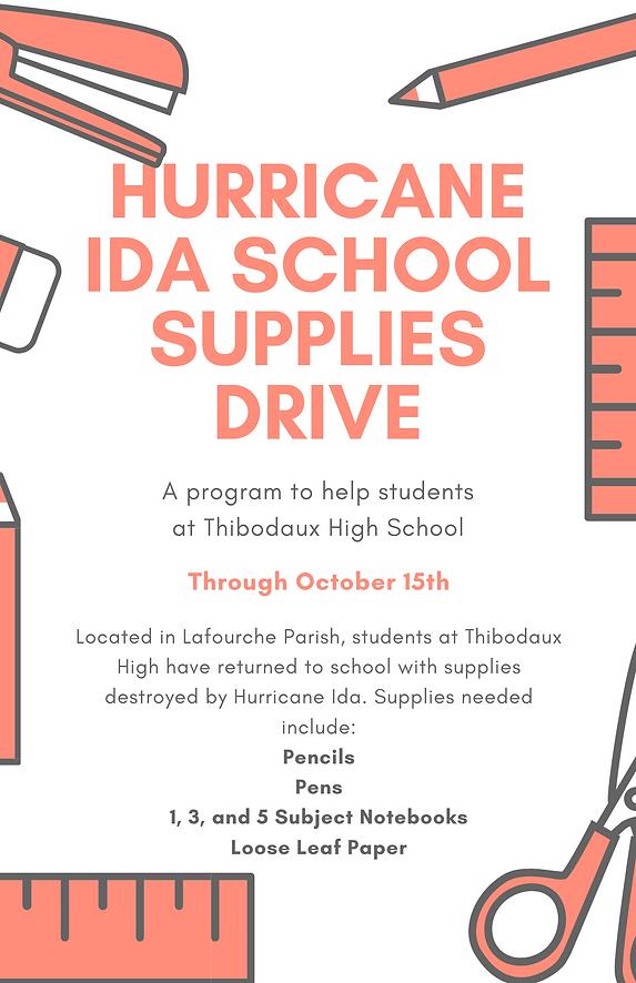 HURRIcane Ida School Supplies Drive.png