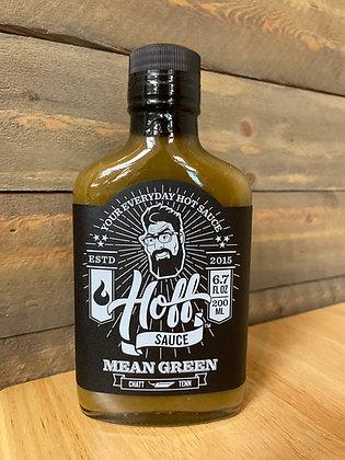 Mean Green Hot Sauce