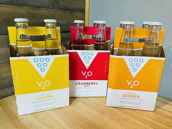 V2O Sparkling Water 4 pack