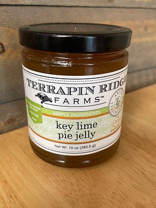 Key lime pie jelly