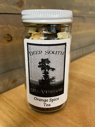 Orange spice loose tea