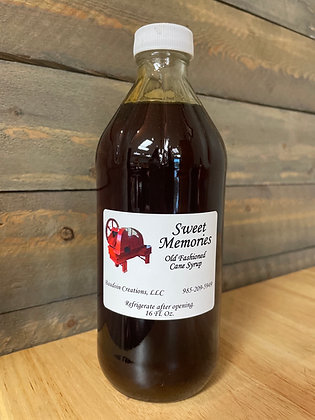 Sweet memories old-fashioned cane syrup