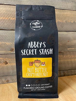 Nut Butter crispy hazelnut ground coffee