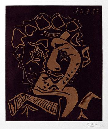 Pablo Picasso Le Danseur (Bloch 1849)