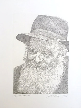 "Guillaume Azoulay ""The Rebbe"""
