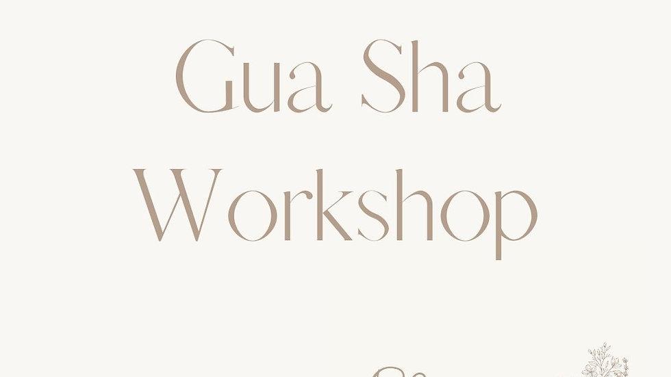 Gua Sha Workshop