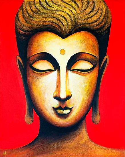 'Zen' Original Painting