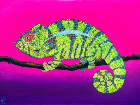 'Chameleon' - Commission