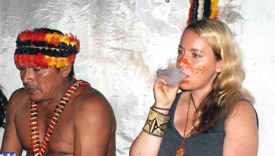 Churuwia und Cheyenne