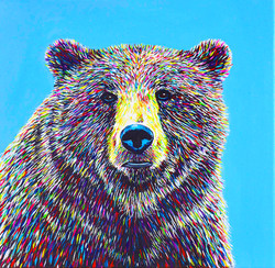 'Ted' (2016 - Sold