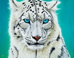 'Snow Leopard' (2017) - Available