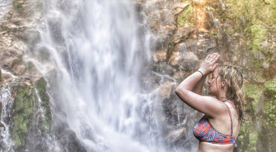 Wasserfall Amazonas