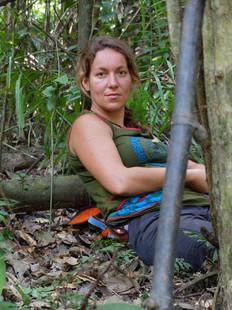 Pause mitten im Amazonas