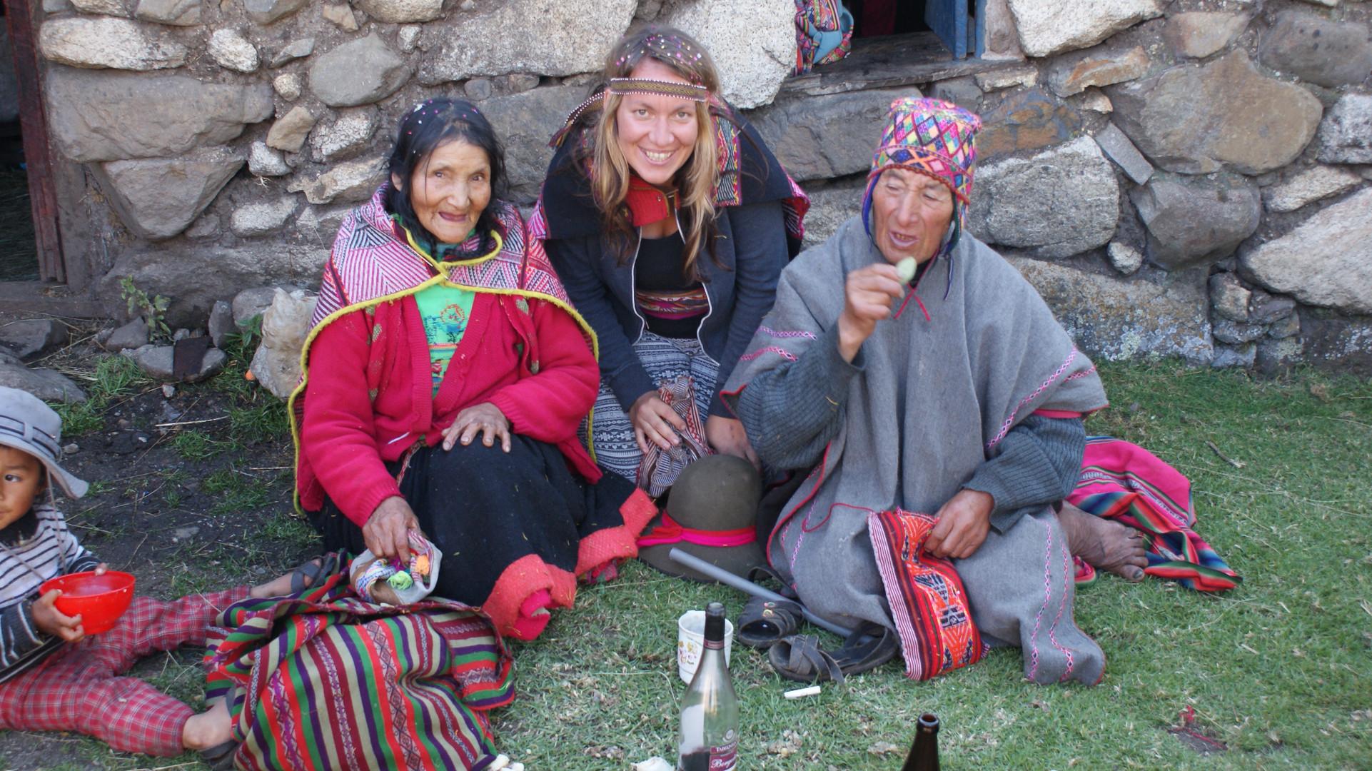 Q'eros Peru