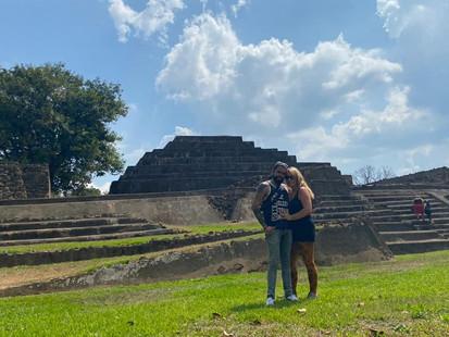 Maya Pyramiden TAZUMAL Billy Mazariego