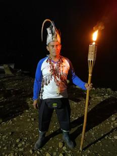 Franklin Murialdo Kichwaa Indianer