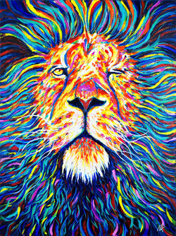 'King' (2015) - Sold