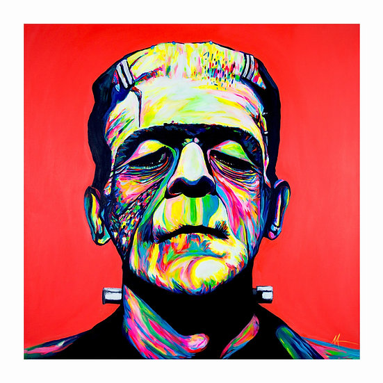 'Frank' Limited Edition Print