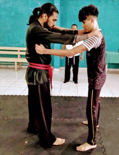 Kampfsport Billy Yacobi Mazariego
