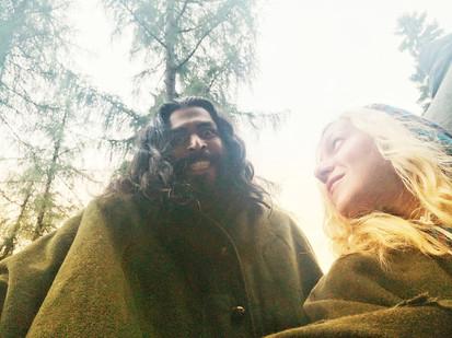 Waldgeist und Elfe