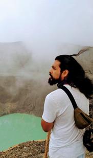 Vulkan Ilamatepec El Salvador